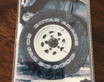 Bryan Adams So Far So Good Cassette