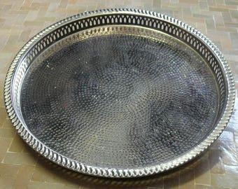 Orientlalisches Tray Ø 32 cm