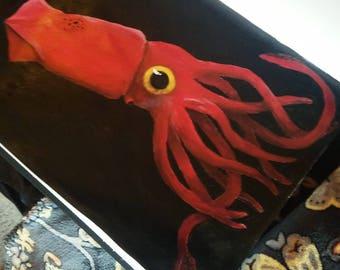 Squid print