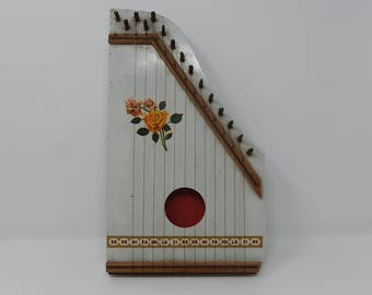 Old Zither, Free Shipping!