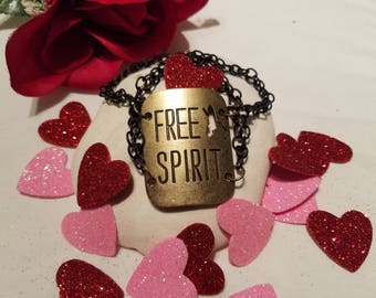 NEW *** You're a FREE SPIRIT