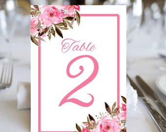 wedding rustic decorations disney table numbers etsy 1093