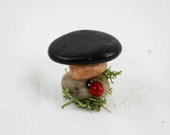 Fairy Rock Table, Faerie Table, Mini table, fairy garden table, fairy accessories, gift idea