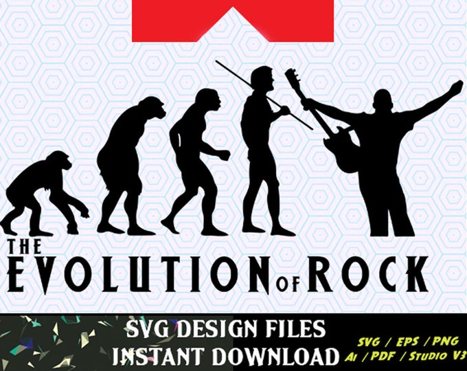 the evolution of rock music 61 the evolution of popular music determine the influences and characteristics of each genre of popular music describe the evolution of while rock music.