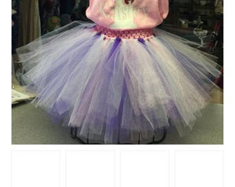 Butterfly Birthday tutu set