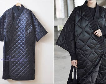 Quilted kimono | Etsy : quilted kimono jacket - Adamdwight.com