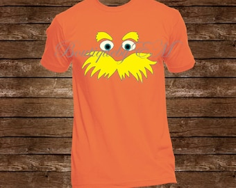 Dr. Suess' The Lorax Inspired T-shirt
