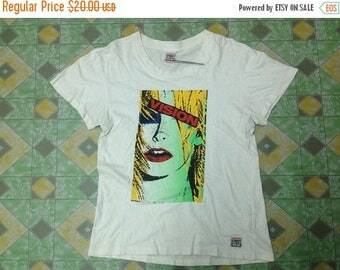 10% Off 15 Percent Off with Coupon Code!!! Vision x Unrelic Skateboard Streetwear Rare Picture M size White Shirt