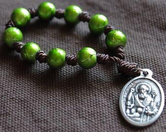 St. Nicholas Chaplet - Evergreen
