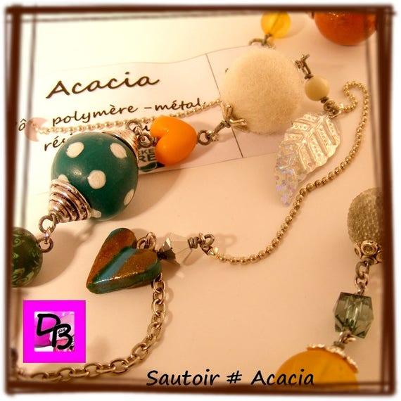 Sautoir [Acacia]