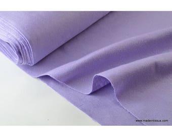 Purple polyester felt craft creative x50cm