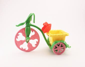 Strawberry Shortcake Berry Cycle kenner 1982