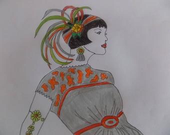 design handmade women charleston