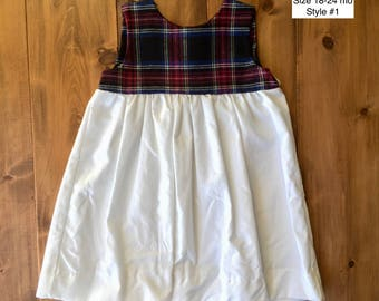 The Valencia Dress - 18-24 months