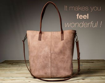 Leather Handbag Women, Leather Handmade Handbag Women