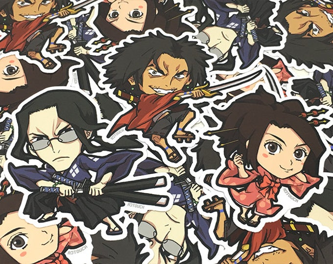 Featured listing image: Samurai Champloo Set (NEW)