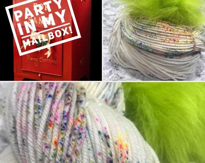 DTO- Party in My Mailbox Hat Kit