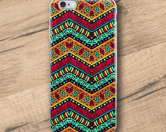 African Style No1, iPhone Case