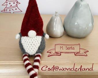 Home decor - Santa, Santa Claus, wacky Mister