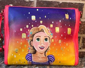Rapunzel crossbody fossil Handbag