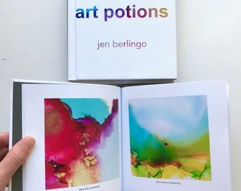 art potions {book}