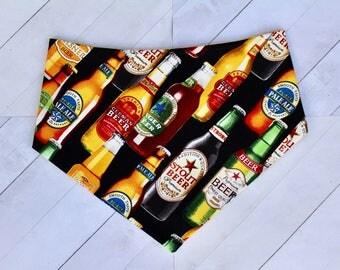 Beer / black / yellow