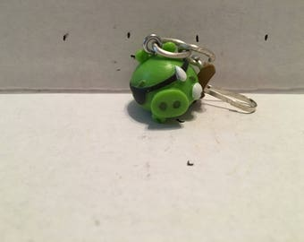 Angry Bird's Pig Key Chain