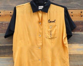 0266 Electchester Bowling Shirt