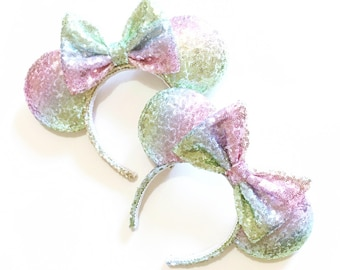Pastel Rainbow Ears(only one)