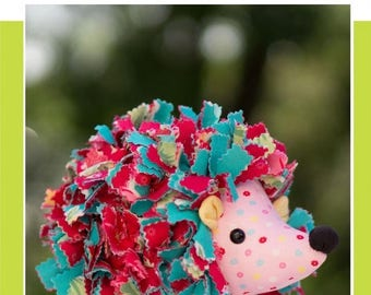 Sale Hollie Hedgehog by Melly and Me - Fun Stuffed Animal Toy Pattern