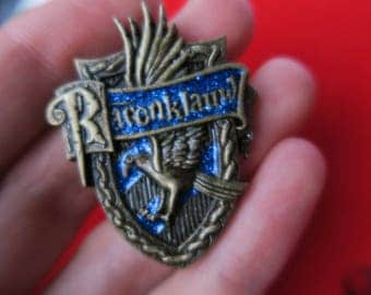 Harry Potter- Ravenclaw Pin - Badge - Brooch