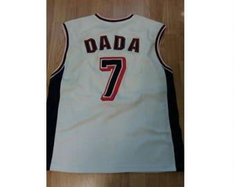 Dada Supreme jersey, vintage hip-hop t-shirt of 90s hip-hop, gangster clothing, 1990s hip hop, OG, gangsta rap, size L Large
