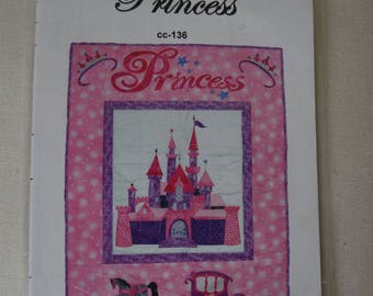 Custom Creations Princess Quilt Pattern