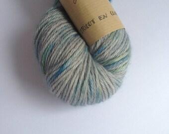 Brittany - Skein of wool Alpaca hand dyed