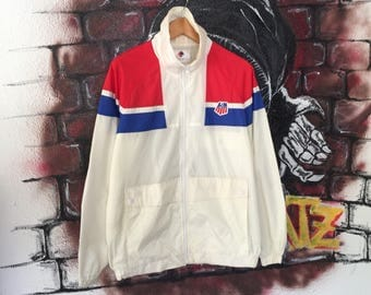 Vintage Descente Us Ski Team Windbreaker