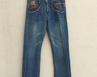 Japan Motive Designer Jeans