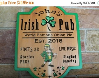 Pub Signs Bar Signs, Custom Bar Pub Sign, Personalized Bar Pub Sign, Man Cave Personalized Bar Sign