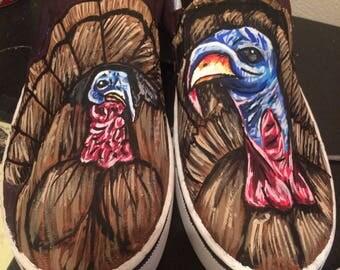 Turkey Shoes
