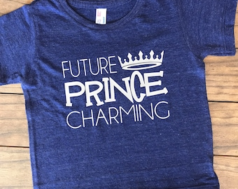 Future Prince Charming Tee