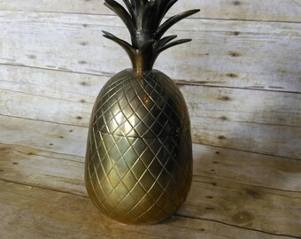 Beautiful Brass Pineapple