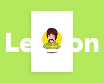 Sgt Pepper at 50 - John Lennon