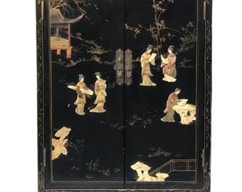 Chinoiserie Cabinet 1900's