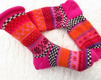 Colourful Socks Baiba Gr. 38/39