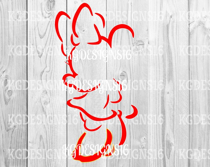 Minnie Mouse Silhouette-Vinyl Decal-Iron On-Car Decal-Silhouette-Minnie Car Decal