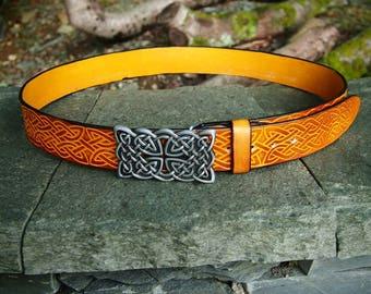 viking belt, celtic belt, norse belt