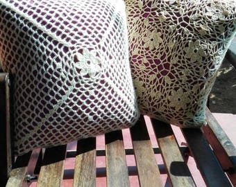 Handmade Luxurious design cushion cover Home decor
