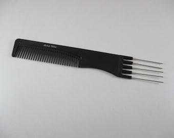 Fork, plastic, 5 forks metal comb.