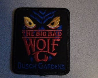 Big Bad Wolf patch