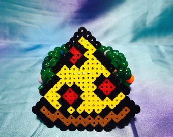 Ninja turle colors w pizza 3d cuff
