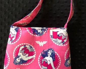 Wonder Women Handbag / Wonder Women Purse / Wonder Women Bag